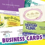 Business Card Printing & Design